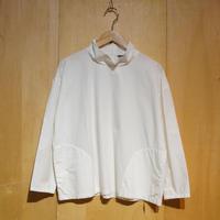 """TigreBrocante""""Venice Turtle Shirts""""(white)women's"""