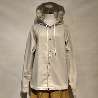 "THOUSAND MILE ""Bedford Cord Beach Jacket""(stone)unisex"