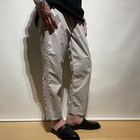 """TigreBrocante""""relax tapered pants""""(ginc)women's"""