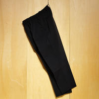 "FLISTFIA""Belted Trousers""(black)unisex"