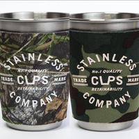 "CupsCO""logo cups""Foam Sleeves (camo)"