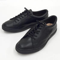"UNMARKED ""alvin"" black all leather (womens)"