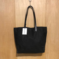 "Kate Sheridan ""MIDI TOTE""(black) waxed cotton"