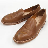 "UNMARKED ""loafer"" whiskey( womens)"