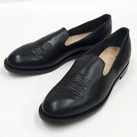 "UNMARKED ""loafer"" black( womens)"