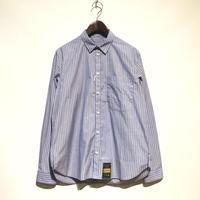 "ASEEDONCLOUD""Handwerker basic shirts"" (blue stripe) unisex"