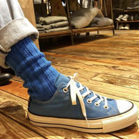 decka quality socks (cased heavy weight socks) blue