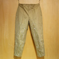 """KNIFEWING """"rebuild series"""" French Army Paint Darts 2tuck Pants""""C"""