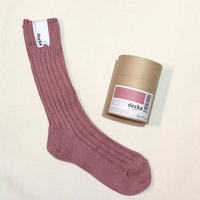 decka quality socks (cased heavy weight socks) flamingo