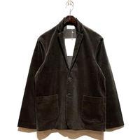 "FLISTFIA""jacket cardigan""(dark brown) unisex"