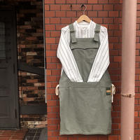 """ASEEDONCLOUD""""Handwerker apron"""" (light green)"""