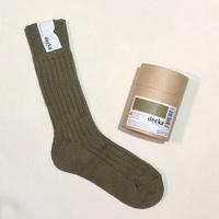 decka quality socks (cased heavy weight socks) olive
