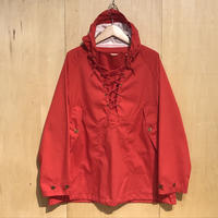 "original ""60's TYPE US NAVY LACE UP DECK PARKA""(red)"