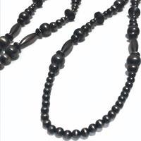 "indian jewelry""Theresa Belone (navajo)""navajo peral necklace 2"