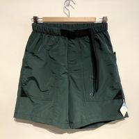 "THOUSAND MILE ""utility shorts"" (zucchini)"