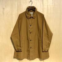 "KAFIKA""C/L bal collar coat""brown"