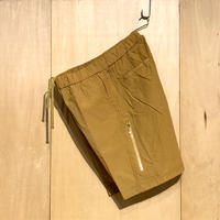 "FLISTFIA""zip pocket shotrs""(musterd) unisex"