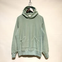 "FLISTFIA""vintage washed hooded""(old mint) unisex"