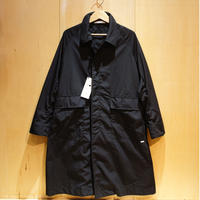 "amne ""ease BROAD coat"" (black) unisex"