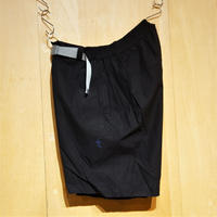 "SlowHands""nylon stretch loose relax shots ""(black)"