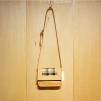 "Kate Sheridan ""NATURALE CASE BAG""(natural)"