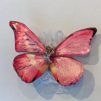 GHOTHIC HOLIC/ゴシックホリック【桜祭り】 舞い踊る蝶々クリップ