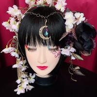 花美鈴/はなみりん【桜祭り】ヘッドドレス 0050