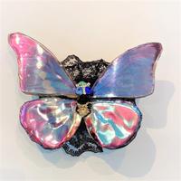 GHOTHIC HOLIC/ゴシックホリック 舞い踊る蝶々クリップ