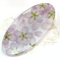 Limon 桜のヘアクリップ 10
