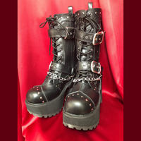 YOSUKE U.S.A/ヨースケU.S.A 厚底ブーツ 2600289