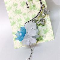 Pantom Jewelry/ファントムジュエリー 紫陽花のイヤーフック