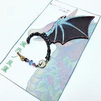 魔界ノ風鷹/マカイノカゼタカ ドラゴンの翼イヤーフック 氷牙 K4