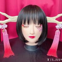 Pan's forest/パンズフォレスト【桜祭り】鹿角桜 P-049