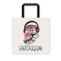 yacco  BIRTHDAYモンスターTOTE BAG