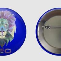 LEO Pin Badge