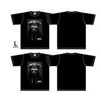 AR€A 2019 S/S DJ WOLF × AR€A  T-Shirts (BLACK)