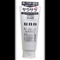 UNO(ウーノ) ホイップウォッシュ(ブラック)(洗顔料) 130g