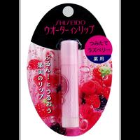資生堂 ウオーターインリップ 薬用 つみたてラズベリーの香り 3.5g