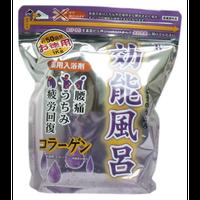 効能風呂 薬用入浴剤 コラーゲン お徳用 1Kg