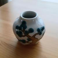 九谷焼 絵付け花器 ミニサイズ
