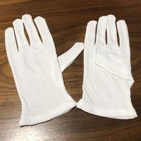無地はんこ素材:コットン手袋 | Plain Stamp Material : Cotton Gloves