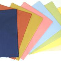 はんこ素材の単品販売:カラー手ぬぐい(無地)| Stamp Material: Colored Tenugui Cloth (Plain)