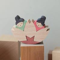 桜びな(小) KH267