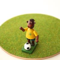 サッカー少年・黄色シャツ / クリスチャン・ウルブリヒト工房