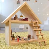 工作キット「ドールハウス」有馬玩具博物館オリジナル