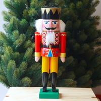 くるみ割り人形「王様(赤)」フュヒトナー工房