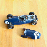 "Schuco / シュコー クーパーT51 #14 ""Winner Italian GP 1959"""