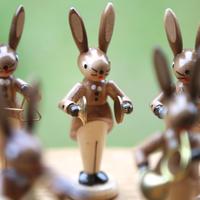 シンバル  /  ウサギの音楽隊