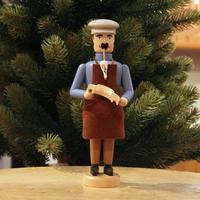 煙出し人形「ろくろ職人」クラウスメルテン工房