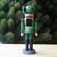くるみ割り人形「狩人 20cm」コルベ工房